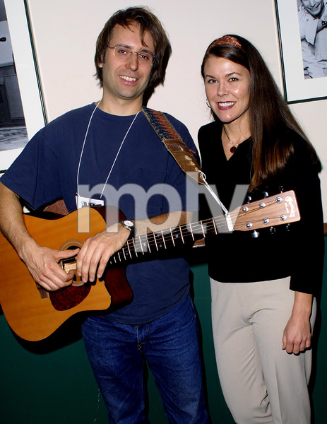 Josephine AwardsMatt Pszonak & Barbara WayLos Angeles Film School in Hollywood, California 11/1/02 © 2002 Scott Weiner - Image 20708_0127