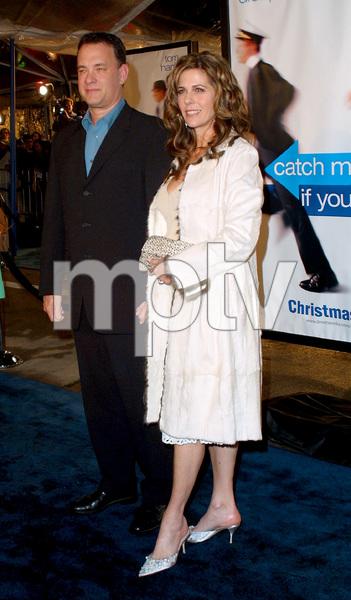 Catch Me If You Can PremiereTom Hanks & Rita WilsonMann Village Theatre in Westwood, CA  12/16/02 © 2002 Glenn Weiner - Image 20853_0171