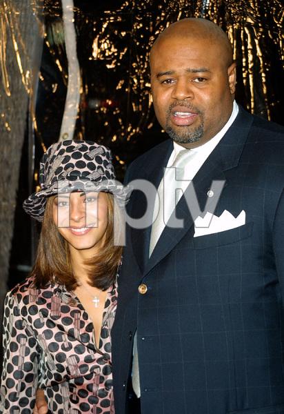 Narc PremiereChi McBride & girlfriend JulissaAcademy of Motion Picture Arts & Sciences in Beverly Hills, CA.  12/17/02 © 2002 Glenn Weiner - Image 20854_0110