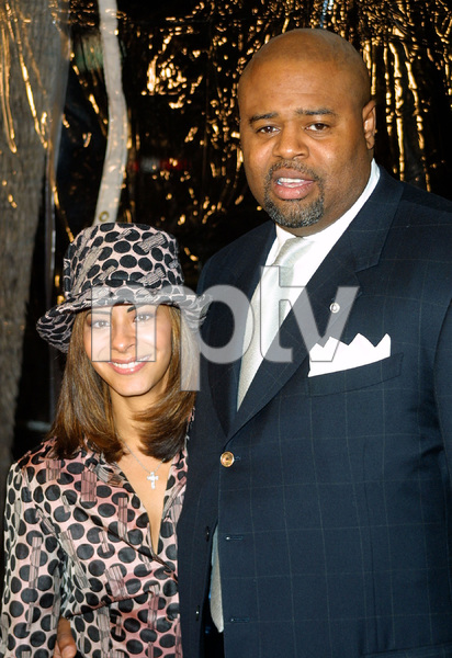 Narc PremiereChi McBride & girlfriend JulissaAcademy of Motion Picture Arts & Sciences in Beverly Hills, CA.  12/17/02 © 2002 Glenn Weiner - Image 20854_0110
