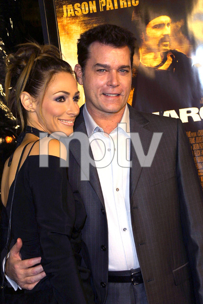 Narc PremiereRay Liotta & wife MichelleAcademy of Motion Picture Arts & Sciences in Beverly Hills, CA.  12/17/02 © 2002 Scott Weiner - Image 20854_0133