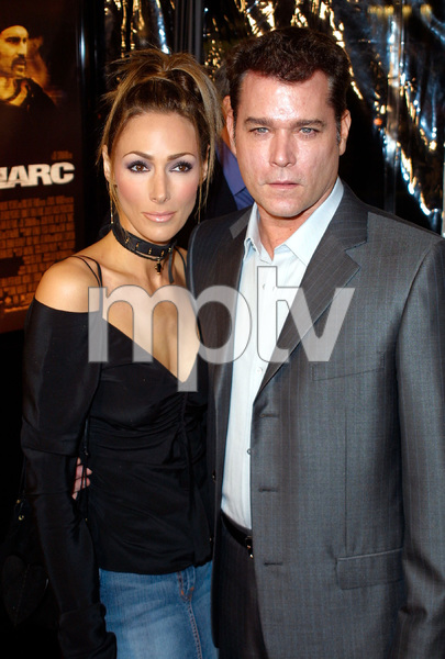 Narc PremiereRay Liotta & wife MichelleAcademy of Motion Picture Arts & Sciences in Beverly Hills, CA.  12/17/02 © 2002 Glenn Weiner - Image 20854_0136