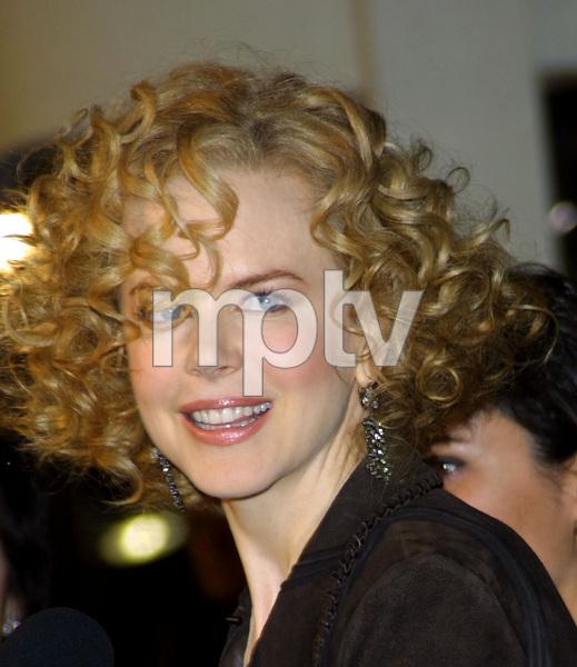 The Hours PremiereNicole KidmanMann National Theatre in Westwood, CA  12/18/02 © 2002 Scott Weiner - Image 20857_0137