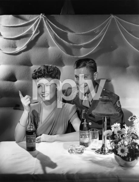 Janet Blaircirca 1945© 1978 Paul Hesse - Image 2087_0002