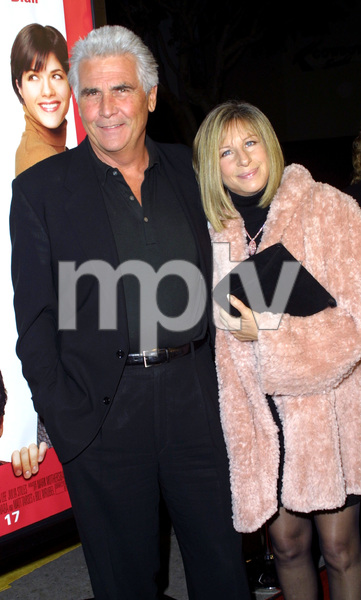 A Guy Thing Premiere Barbra Streisand Husband James Brolin