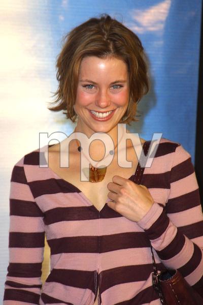 NBC Winter Press Tour PartyAshley WilliamsBliss Club in Beverly Hills, CA   1/17/03 © 2003 Glenn Weiner - Image 20931_0110