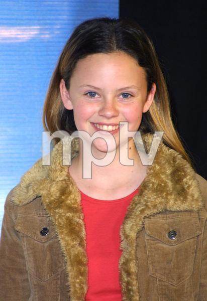 NBC Winter Press Tour PartySarah RamosBliss Club in Beverly Hills, CA   1/17/03 © 2003 Glenn Weiner - Image 20931_0165