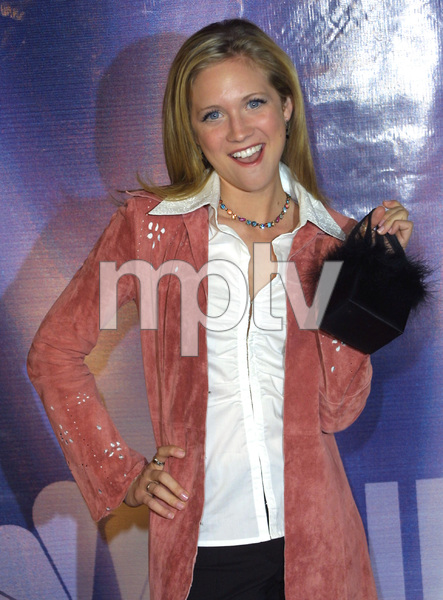 NBC Winter Press Tour PartyBrittany SnowBliss Club in Los Angeles, CA  1/17/03 © 2003 Scott Weiner - Image 20931_0197