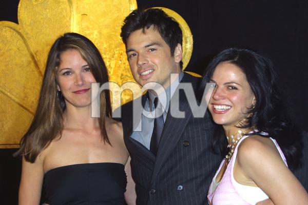 NBC Winter Press Tour PartyNina Garbiras, Jason Gedrick & Lara ParrillaBliss Club in Los Angeles, CA  1/17/03 © 2003 Scott Weiner - Image 20931_0219
