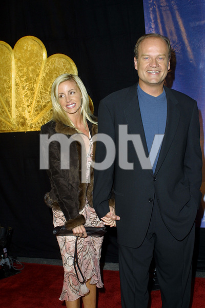 NBC Winter Press Tour PartyKelsey Grammer & his wife CamilleBliss Club in Los Angeles, CA  1/17/03 © 2003 Scott Weiner - Image 20931_0235