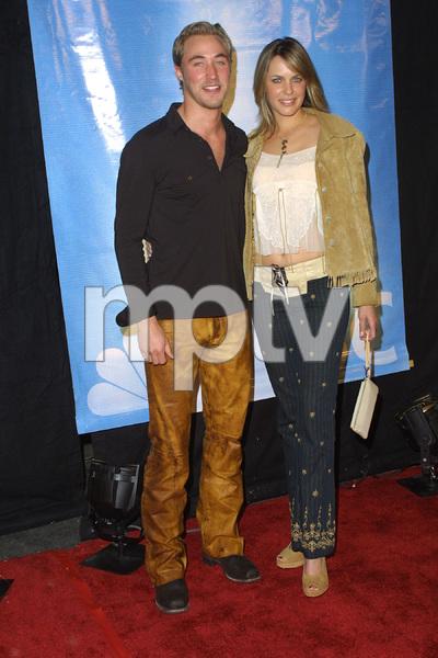 NBC Winter Press Tour PartyKyle Lowder & wife Arianna ZuckerBliss Club in Los Angeles, CA  1/17/03 © 2003 Scott Weiner - Image 20931_0242