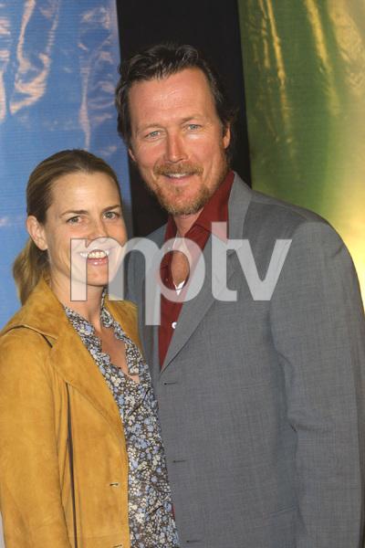 NBC Winter Press Tour PartyRobert Patrick & his wife BarbaraBliss Club in Los Angeles, CA  1/17/03 © 2003 Scott Weiner - Image 20931_0263