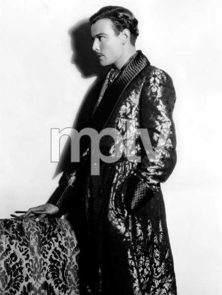 Nils Asther, Metro-Goldwyn-Mayer, Photo By Ruth Harriet Louise, **I.V. - Image 21064_0007