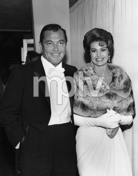 Tony Martin and Cyd Charisse at the Academy Awardscirca 1950s** I.V. - Image 21171_0002