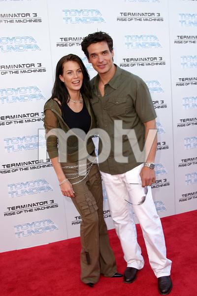 """Terminator 3: Rise of the Machines"" Premiere 6/30/03Antonio Sabato Jr., Kristen Rosetti © 2003 Sam Kweskin - Image 21316_0030"