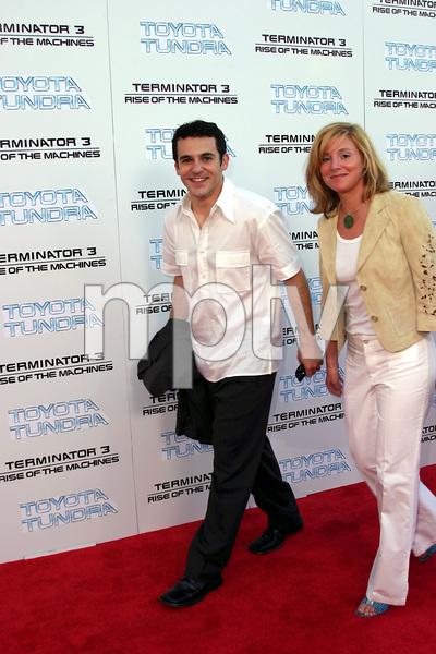 """Terminator 3: Rise of the Machines"" Premiere 6/30/03Fred Savage © 2003 Sam Kweskin - Image 21316_0032"