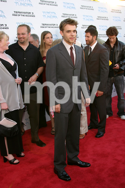 """Terminator 3: Rise of the Machines"" Premiere 6/30/03Nick Stahl © 2003 Sam Kweskin - Image 21316_0040"