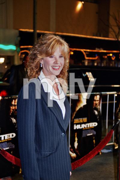 """The Hunted"" Premiere 3-11-03Linda BlairPhoto by Cindy Burtin - Image 21346_0004"