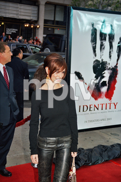 """Identity"" PremiereJennifer Love Hewitt4/23/2003Photo by Cindy Burtin - Image 21347_0019"