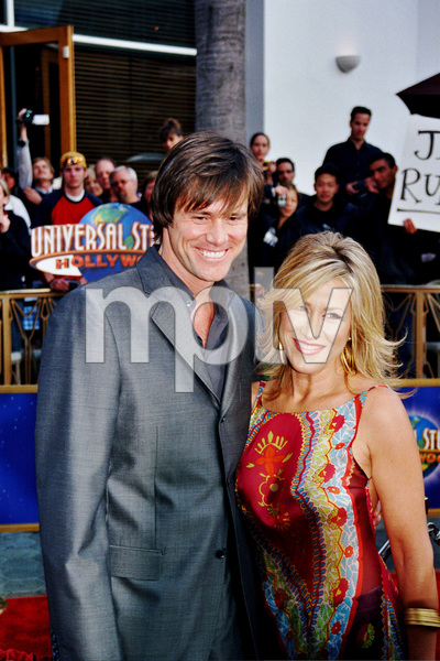"""Bruce Almighty"" PremiereJim Carrey and Lisa Ann Walter5/14/2003Photo by Cindy Burtin - Image 21350_0012"