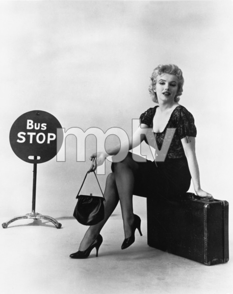 """Bus Stop""Marilyn Monroe1956 20th Century Fox** R.C. - Image 21402_0008"