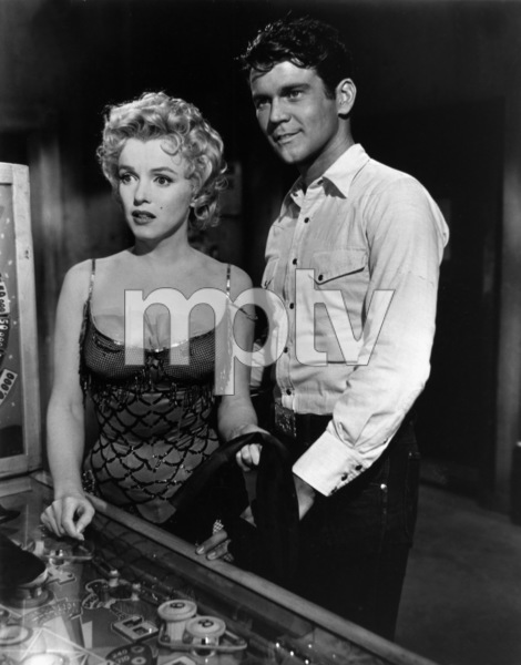 """Bus Stop""Marilyn Monroe, Don Murray1956 20th Century Fox** R.C. - Image 21402_0061"