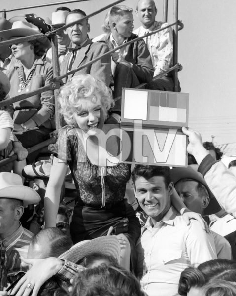 """Bus Stop""Marilyn Monroe, Don Murray1956 20th Century Fox** I.V. - Image 21402_0069"