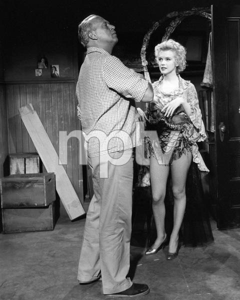 """Bus Stop""Director Joshua Logan, Marilyn Monroe1956 20th Century Fox** I.V. - Image 21402_0070"