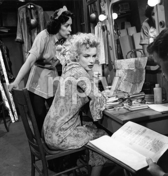 """Bus Stop""Marilyn Monroe1956 20th Century Fox** I.V. - Image 21402_0072"