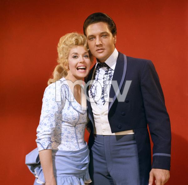 """""""Frankie and Johnny""""Elvis Presley, Donna Douglas1966 United Artists** I.V. - Image 21429_0006"""