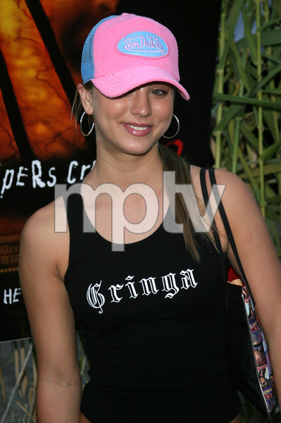 """""""Jeepers Creepers 2"""" Premiere 8-25-03Kaley Cuoco Photo By Sam Kweskin - Image 21434_0085"""
