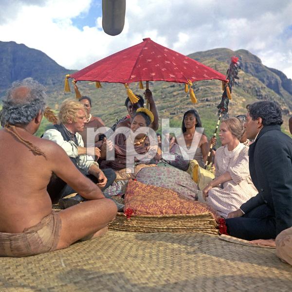"""Hawaii""Julie Andrews, Max von Sydow1966 United Artists** I.V. - Image 21436_0075"