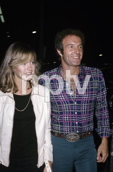 James Caan with Sheila Ryancirca 1970s© 1978 Gary Lewis - Image 2145_0027