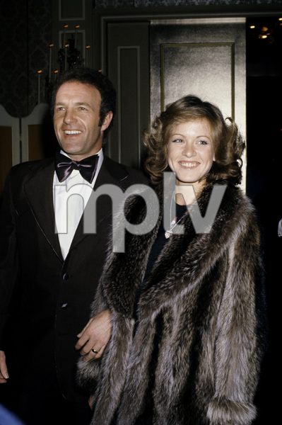 James Caan and Sheila Ryancirca 1970s© 1978 Gary Lewis - Image 2145_0031
