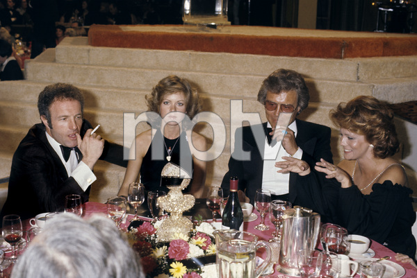James Caan and Sheila Ryan with Ann-Margret and Roger Smithcirca 1970s© 1978 Gary Lewis - Image 2145_0032