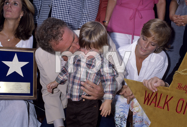 James Caan with son Scottcirca 1970s© 1978 Gary Lewis - Image 2145_0036