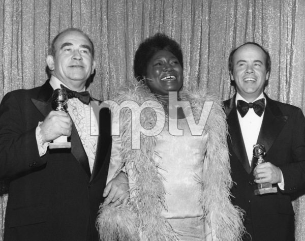 """""""The 33rd Annual Golden Globe Awards""""Ed Asner, Esther Rolle, Tim Conway1976** I.V. - Image 21502_0001"""