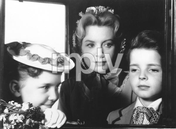 """""""THE INNOCENTS"""" Deborah Kerr, Martin Stephens, Pamela Franklin, TCF, 1961, I.V. - Image 21509_0018"""