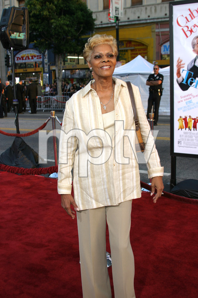 """The Fighting Temptations"" Premiere9-17-2003Dionne WarwickPhoto by Sam Kweskin - Image 21512_0006"