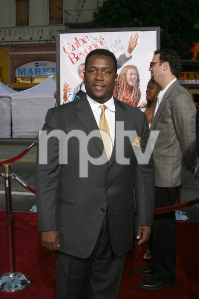 """The Fighting Temptations"" Premiere9-17-2003Wendell PiercePhoto by Sam Kweskin - Image 21512_0027"