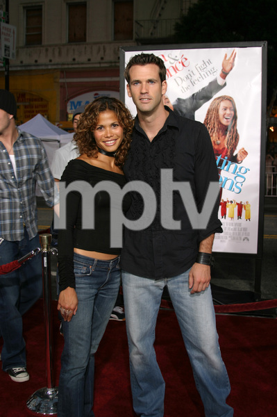 """""""The Fighting Temptations"""" Premiere9-17-2003Lourdes Benedicto and friendPhoto by Sam Kweskin - Image 21512_0061"""