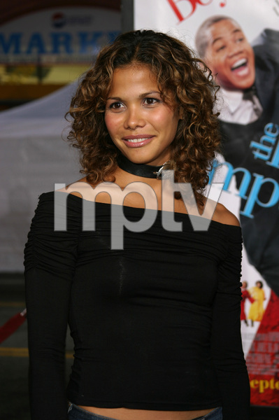 """""""The Fighting Temptations"""" Premiere9-17-2003Lourdes BenedictoPhoto by Sam Kweskin - Image 21512_0064"""