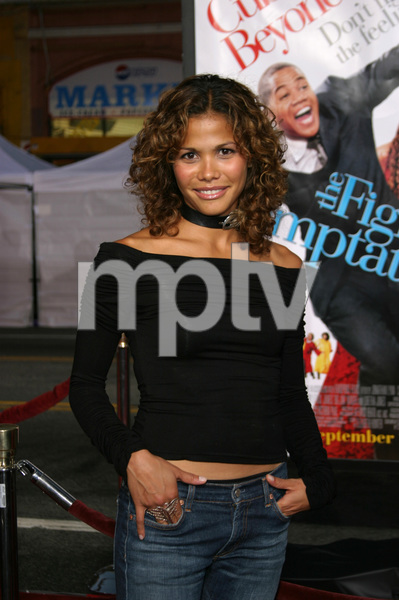 """The Fighting Temptations"" Premiere9-17-2003Lourdes BenedictoPhoto by Sam Kweskin - Image 21512_0065"