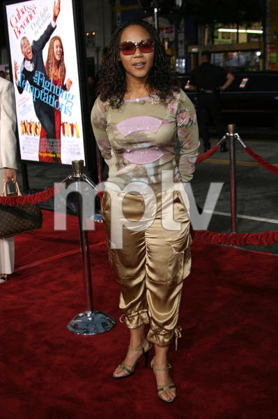 """The Fighting Temptations"" Premiere9-17-2003Eryka CampbellPhoto by Sam Kweskin - Image 21512_0068"