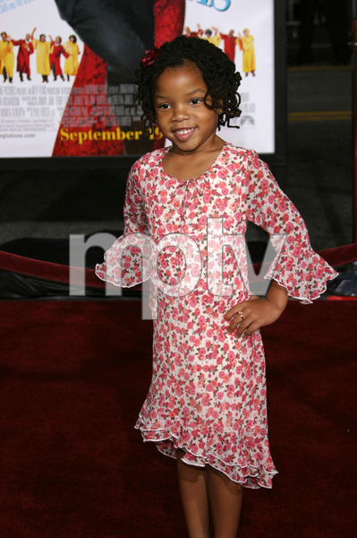 """The Fighting Temptations"" Premiere9-17-2003Chloe BaileyPhoto by Sam Kweskin - Image 21512_0079"