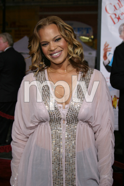 """The Fighting Temptations"" Premiere9-17-2003Faith EvansPhoto by Sam Kweskin - Image 21512_0112"
