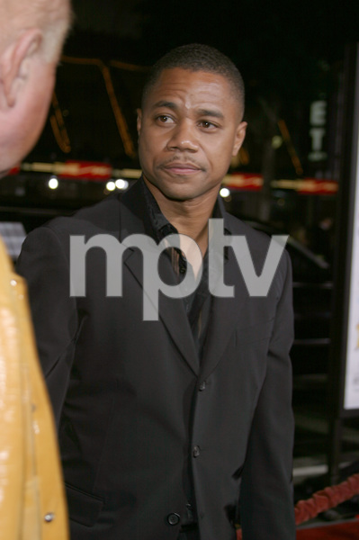 """The Fighting Temptations"" Premiere9-17-2003Cuba Gooding Jr.Photo by Sam Kweskin - Image 21512_0119"