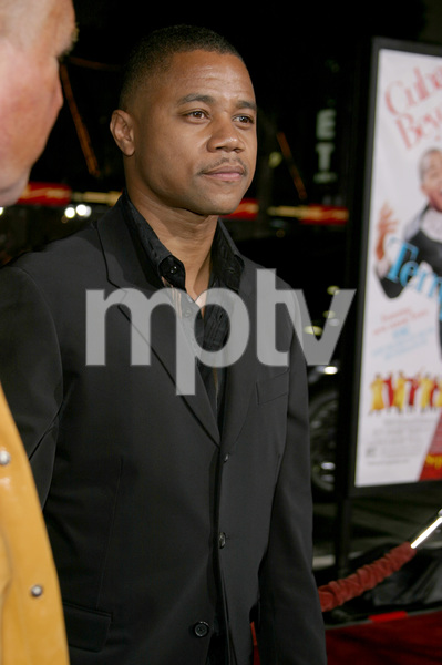 """""""The Fighting Temptations"""" Premiere9-17-2003Cuba Gooding Jr.Photo by Sam Kweskin - Image 21512_0120"""