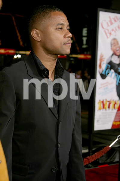 """The Fighting Temptations"" Premiere9-17-2003Cuba Gooding Jr.Photo by Sam Kweskin - Image 21512_0121"