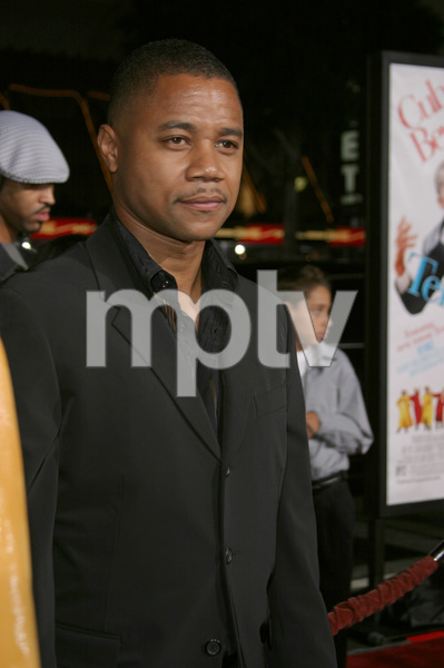 """""""The Fighting Temptations"""" Premiere9-17-2003Cuba Gooding Jr.Photo by Sam Kweskin - Image 21512_0122"""